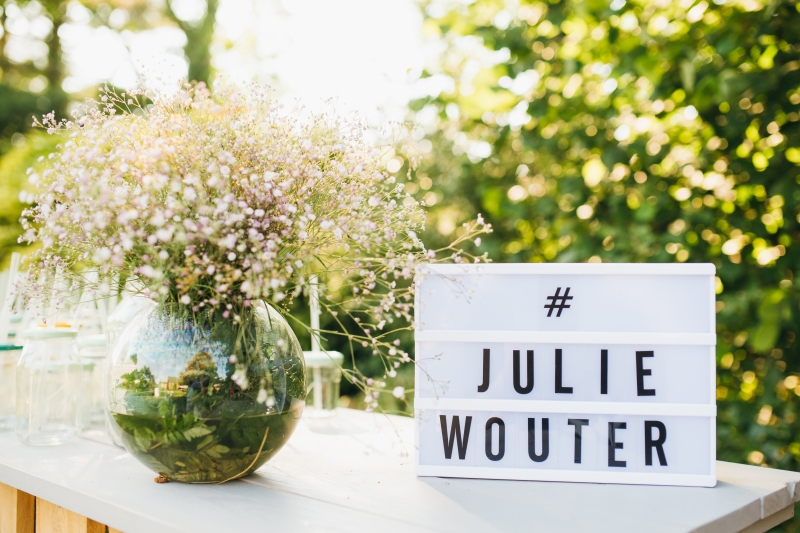 Julie & Wouter –trouwvideo