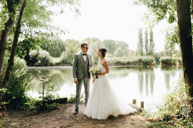 Huwelijk Eline &Robrecht